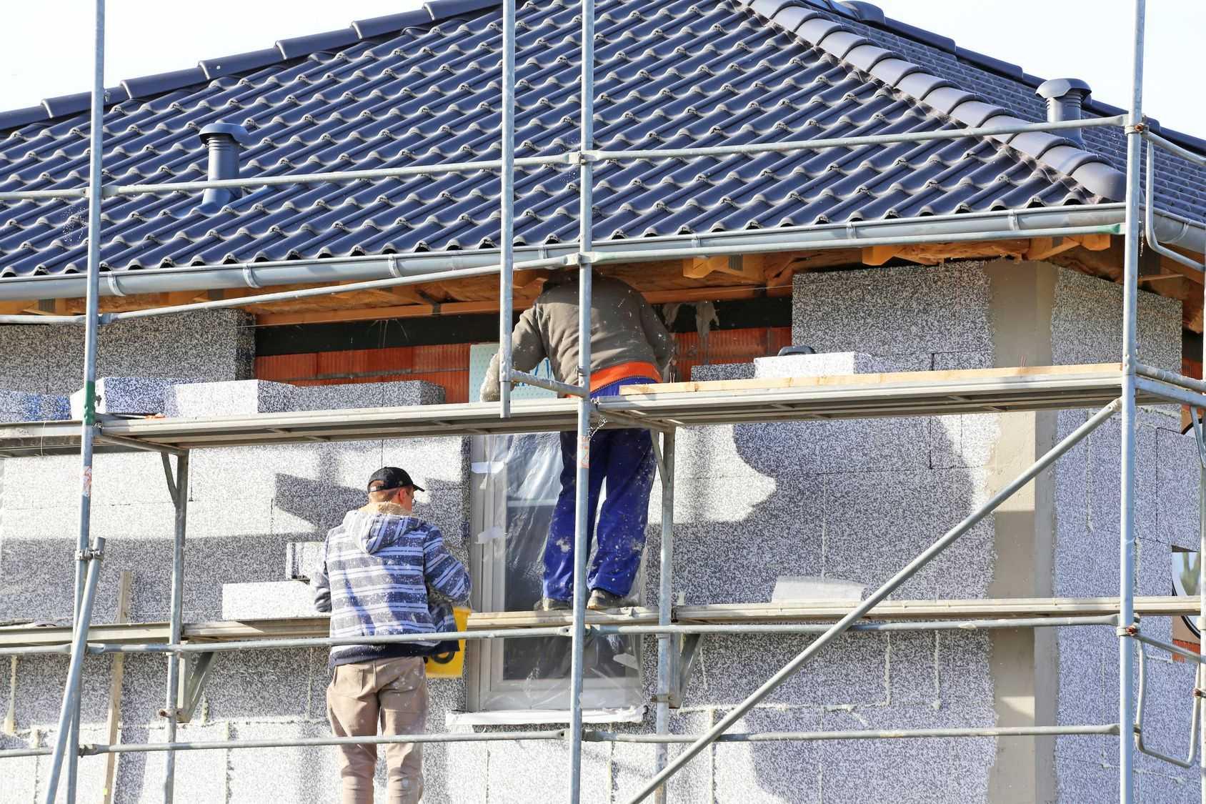 Bevorzugt Die Kosten für Fassadendämmung ermitteln RQ18