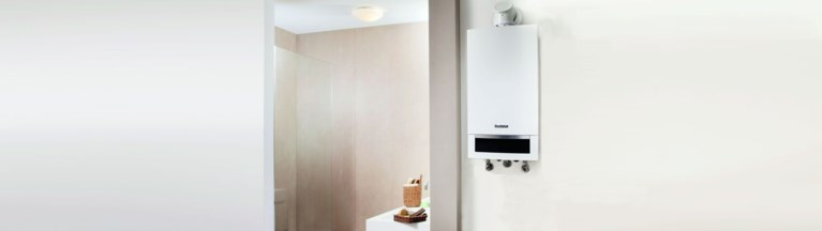 Neue, hocheffiziente Gasbrennwerttherme kaufen