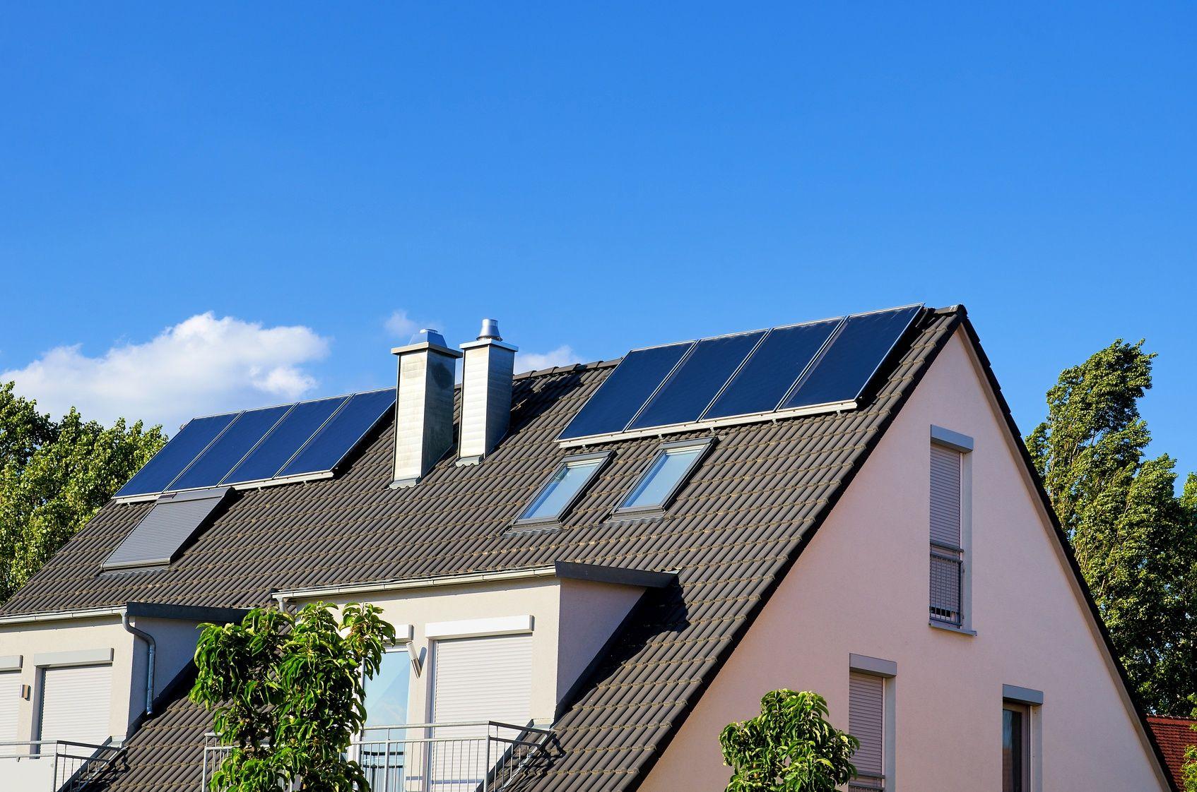 Gasheizung mit Solar: die ideale Heizungskombination