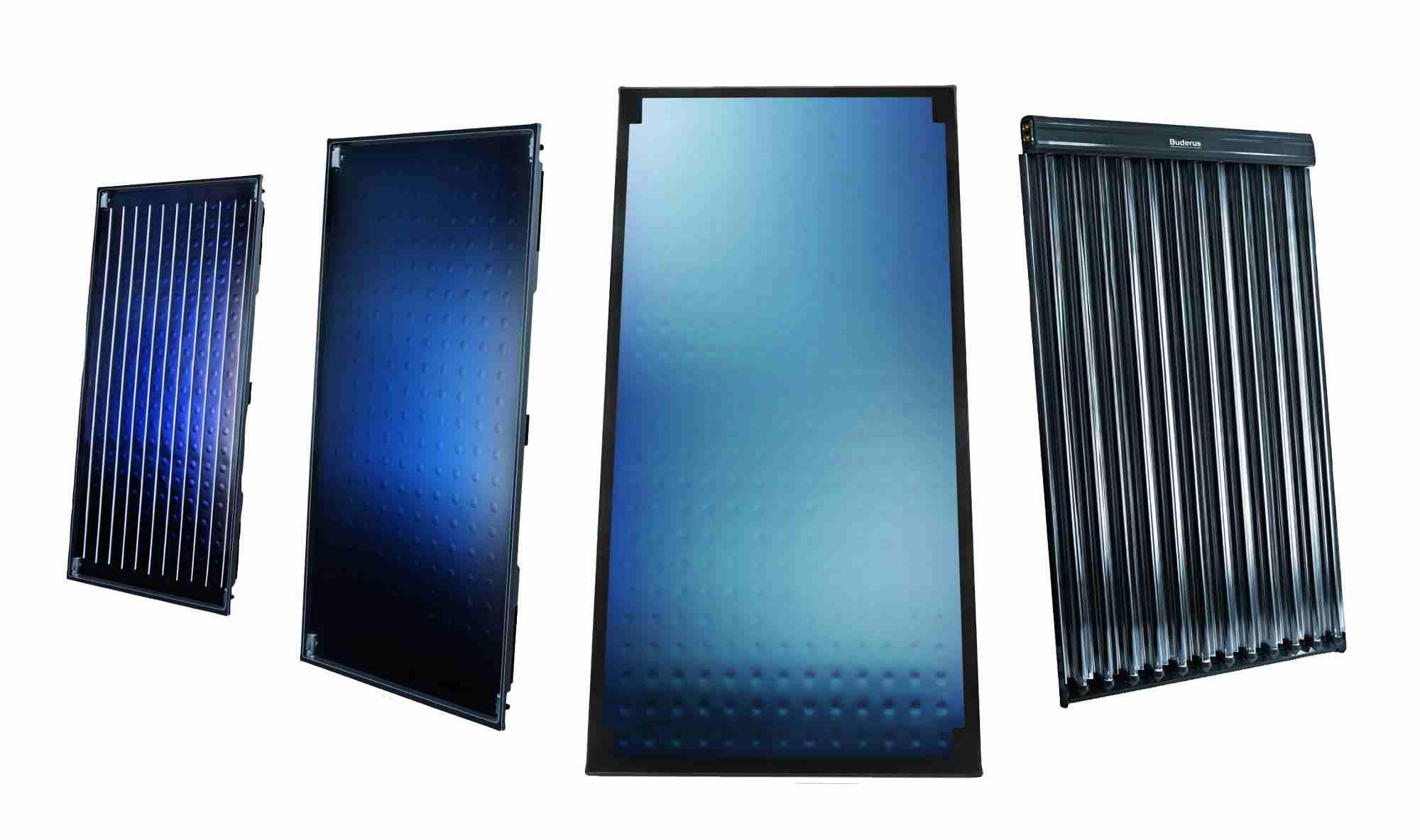 Solarthermie Systeme