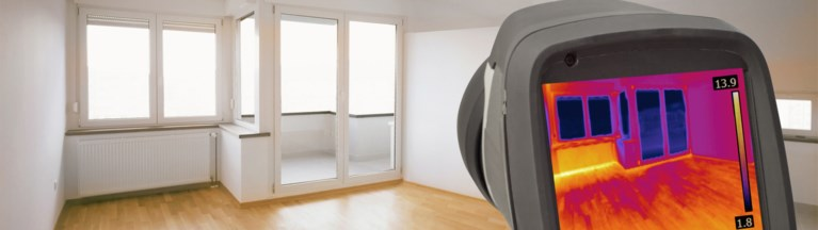 Neue Wärmedämmfenster sparen kräftig Heizkosten