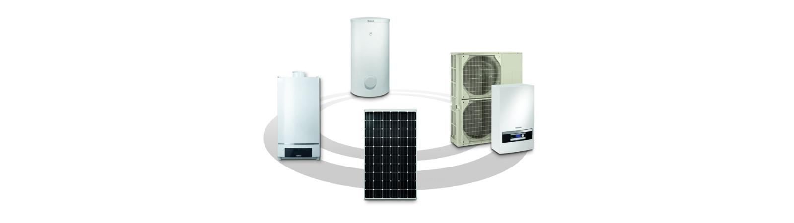 Wärmepumpen Systeme