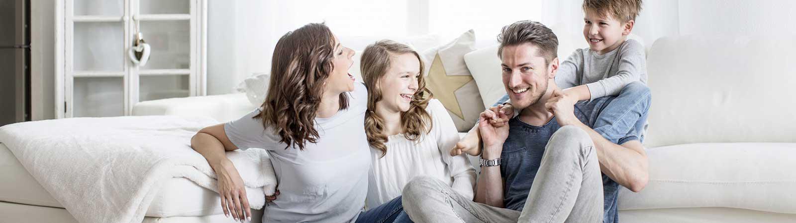 neue pelletheizung familiengl ck bei effizienzhaus online. Black Bedroom Furniture Sets. Home Design Ideas