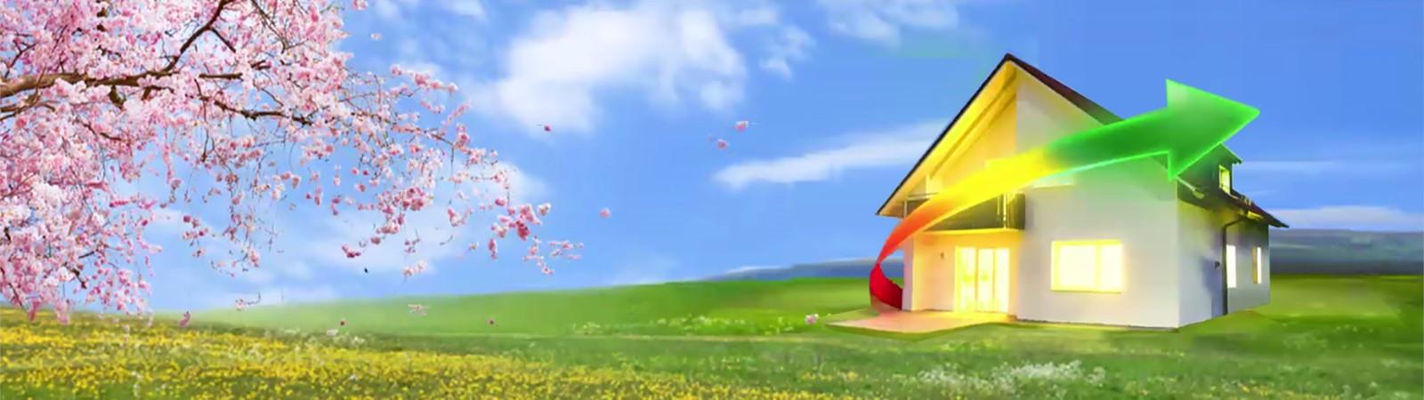 Serviceportal für die Haussanierung und Heizungsmodernisierung