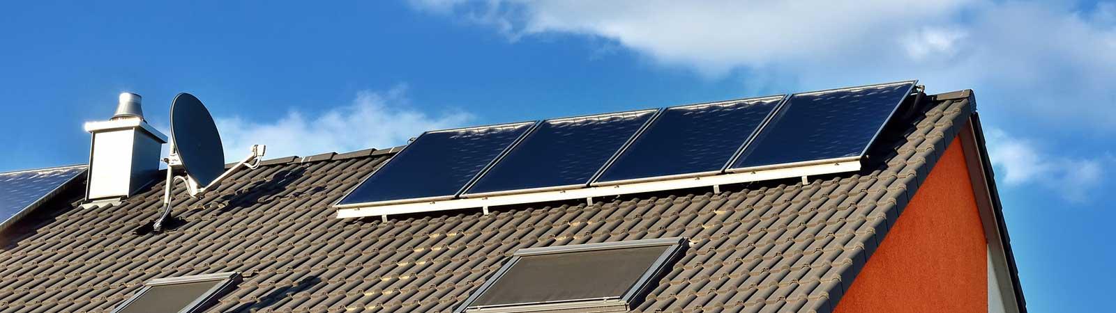 Solarheizung: Wärme aus erneuerbarer Energie