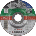 2-in-1 disc, cutting and grinding disc, metal and inox