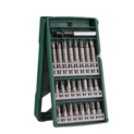 25-piece Mini-X-Line screwdriver bit set
