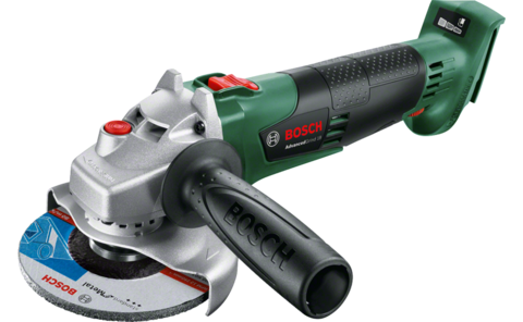AdvancedGrind 18 | Cordless Angle Grinder (Without Battery and Charger)