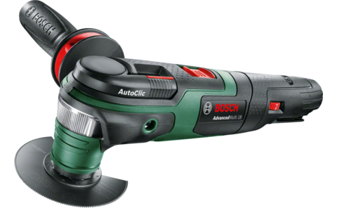 AdvancedMulti 18 | Cordless Multifunction Tool