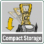 Compact storage