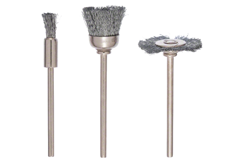 Assortiments de brosses