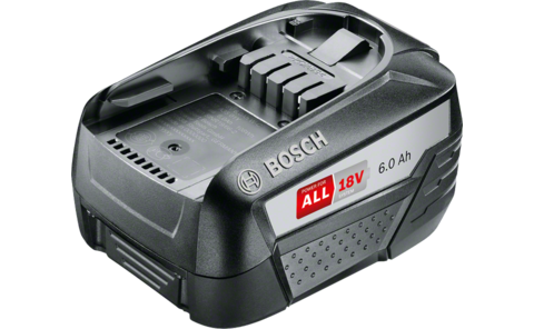 Battery pack PBA 18V 6.0Ah W-C | 18 Volt Lithium-ion System Accessories