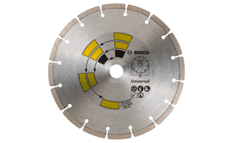 Diamond cutting disc Universal |