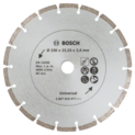 Diamond cutting discs for construction material, Ø 230 mm