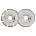 Diamond cutting discs for tiles and construction material, Ø 115 mm