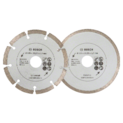 Diamond cutting discs for tiles and construction material, Ø 125 mm