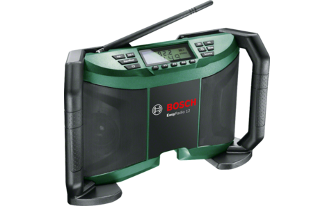 EasyRadio 12 | Cordless Radio (Without Battery and Charger)