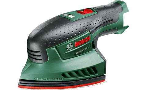 EasySander 12 | Cordless Multi-Sander (Without Battery and Charger)