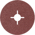 Fibre sanding disc R444, Expert for Metal