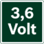Battery voltage