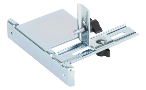 Parallel and angle guides for Bosch planers