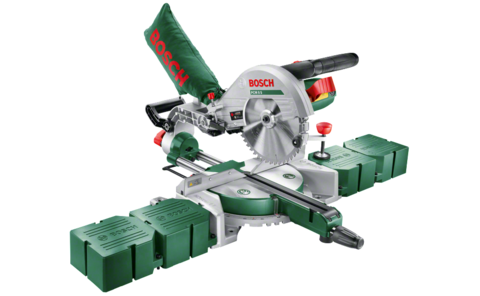 PCM 8 S | Mitre Saw with Slide Function