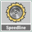 Speedline saw blade