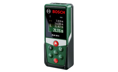 PLR 30 C | Digital Laser Measure