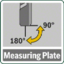 Positioning plate