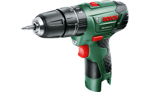 PSB 10,8 LI-2 | Lithium-ion Cordless Two-speed Combi (Without Battery and Charger)