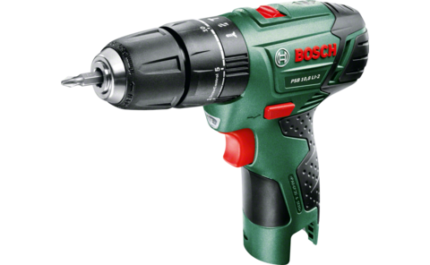 PSB 10,8 LI-2 | Lithium-ion Cordless Two-speed Combi