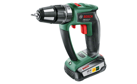 PSB 18 LI-2 Ergonomic | Lithium-ion Cordless Two-speed Combi