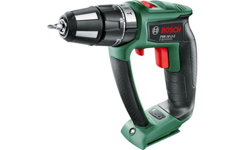PSB 18 LI-2 Ergonomic | Lithium-ion Cordless Two-speed Combi (Without Battery and Charger)