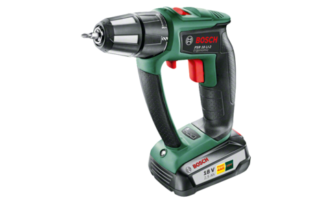 PSR 18 LI-2 Ergonomic | Lithium-ion Cordless Two-Speed Drill/Driver
