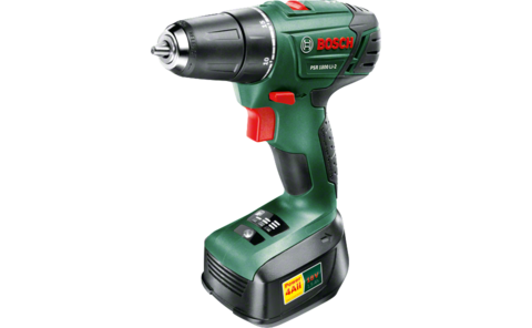 PSR 1800 LI-2 | Lithium-ion cordless two-speed drill/driver