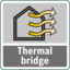 Thermal bridge function