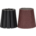 Shank & sanding sleeve (conical) SET