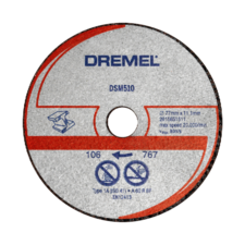 DREMEL® DSM20 Metal and Plastic Cutting Wheel (DSM510)