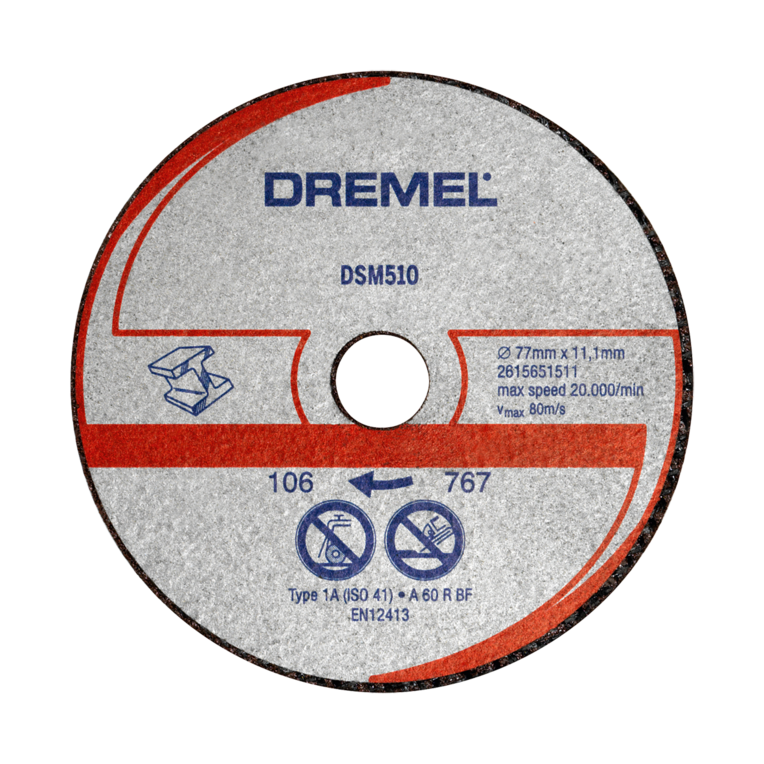 DREMEL® DSM20 Metal and Plastic Cutting Wheel