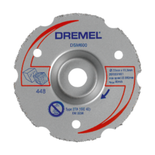 DREMEL® DSM20 Multipurpose Carbide Flush Cutting Wheel (DSM600)