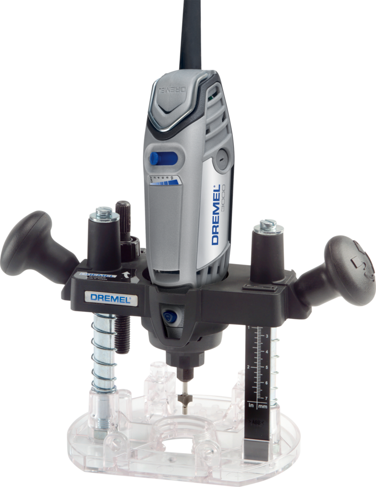 DREMEL® Plunge Router Attachment