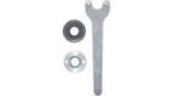 Clamping Element Sets, 3-Pieces
