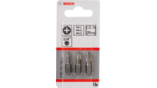 Extra Hard Screwdriver Bits