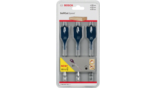 Self-Cut Speed Spade Bit Sets, 3-piece