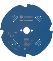 Circular saw blades for plunge and hand-held circular saws