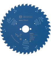 Circular saw blades for mitre saws and sliding mitre saws