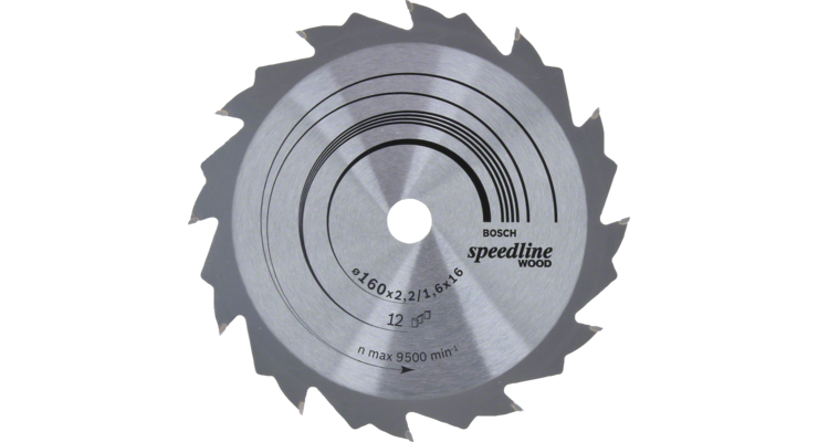 Speedline wood circular saw blades bosch professional shop speedline wood circular saw blades for hand held and table saws greentooth Image collections