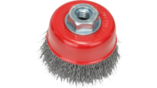Clean for Metal Wire Cup Brushes, Crimped Wire