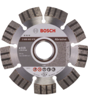Diamond cutting discs Best for Abrasive