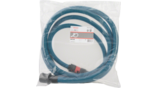 Dust Extractor Hoses With Bayonet Lock